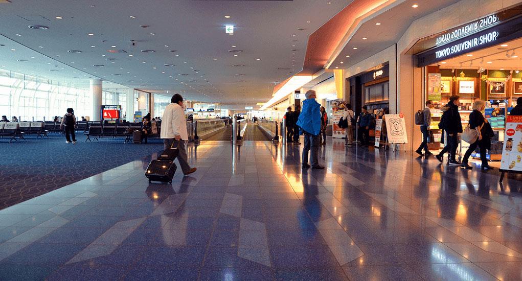 فرودگاه هانه دا توکیو