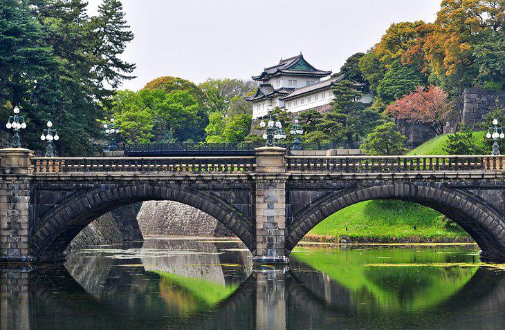 قصر سلطنتی توکیو