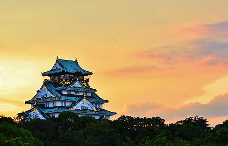 قلعه اوساکا