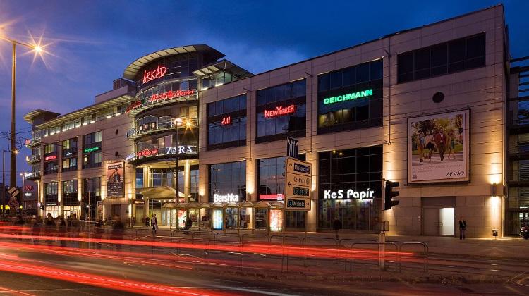 مرکز خرید ÁRKÁD - مراکز خرید بوداپست