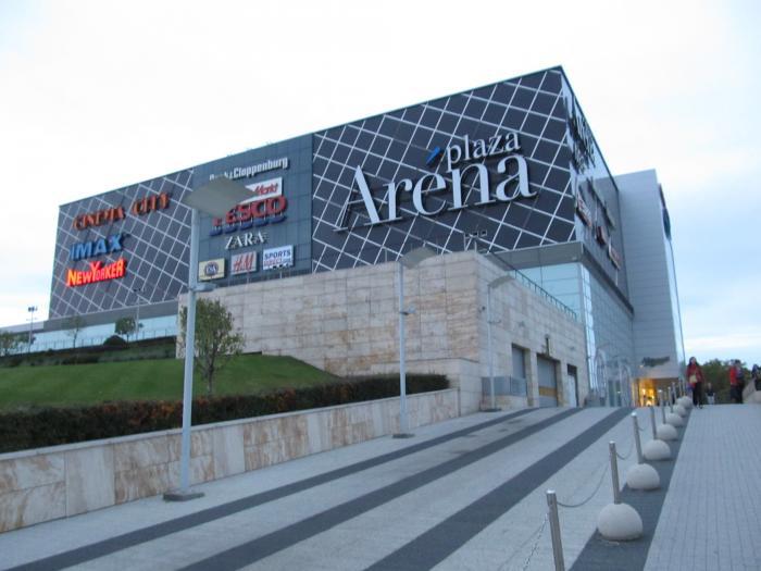 مرکز خرید Arena Plaza