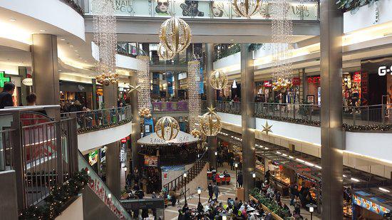مرکز خرید WestEnd City Center - مراکز خرید بوداپست