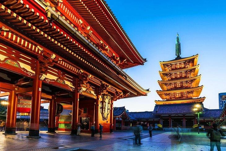 معبد سنسو-جی