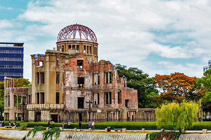 موزه صلح هیروشیما - مکانهای دیدنی ژاپن