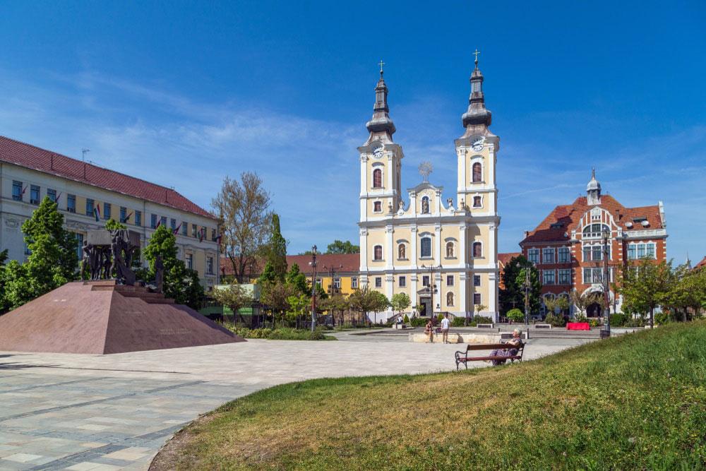 میشکولتس - شهرهای مجارستان