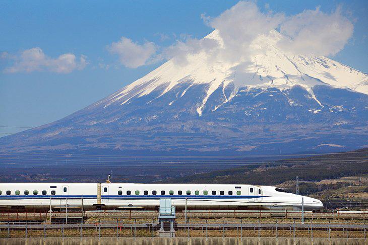 کوه فوجی - مکانهای دیدنی ژاپن