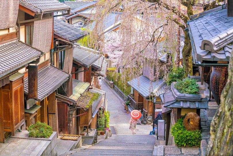 کیوتو - شهرهای ژاپن
