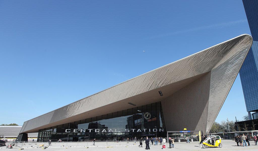 ایستگاه مرکزی روتردام