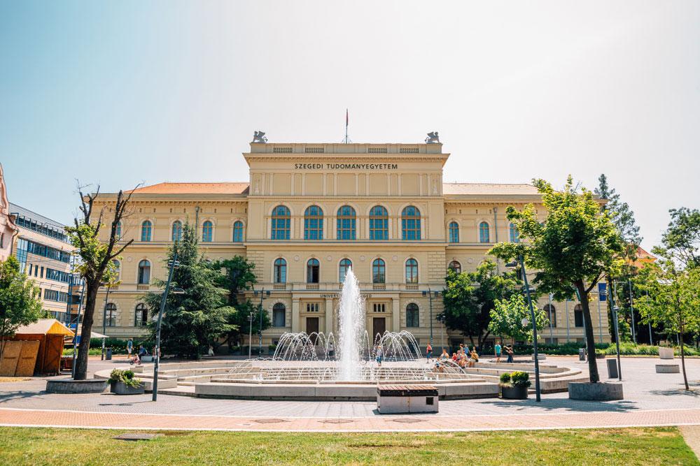 بهترین شهرها برای پذیرش در دانشگاههای مجارستان