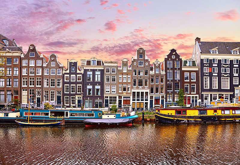 تاریخچه شهر آمستردام