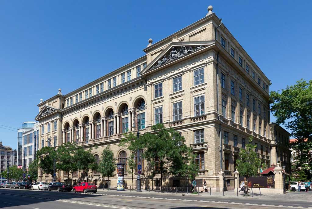 دانشگاه اتووش لوراند - دانشگاههای مجارستان