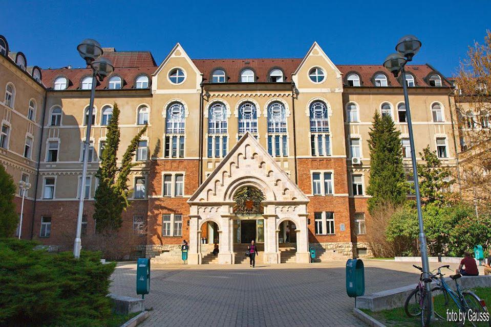 دانشگاه پچ - دانشگاههای مجارستان