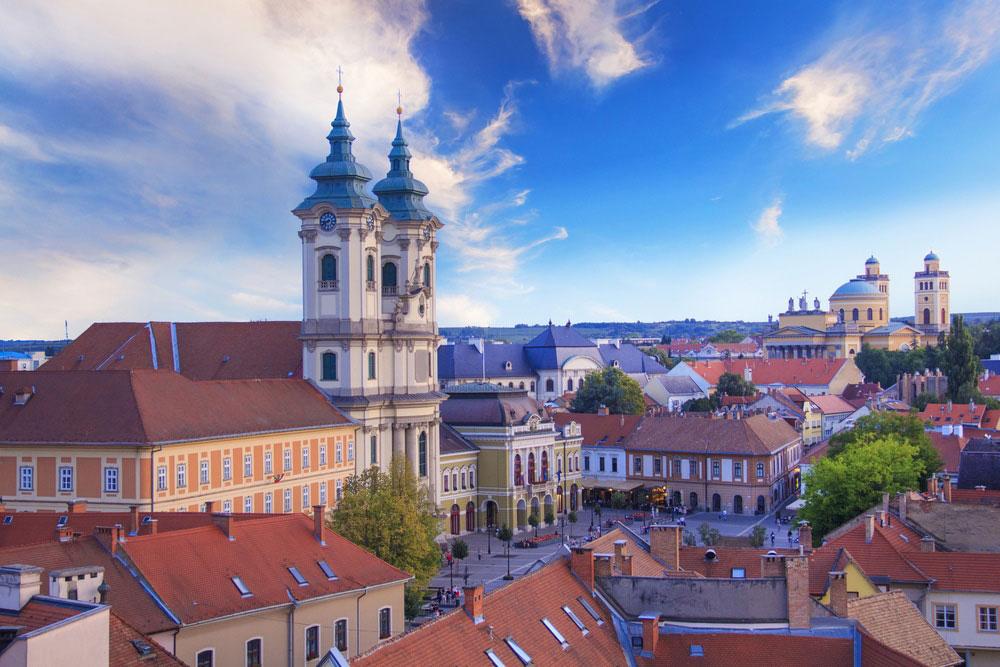درباره جاذبههای گردشگری مجارستان