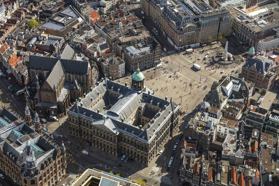 درباره قصر سلطنتی آمستردام
