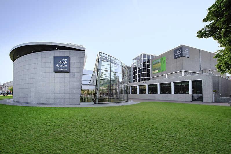 درباره موزه ون گوگ آمستردام
