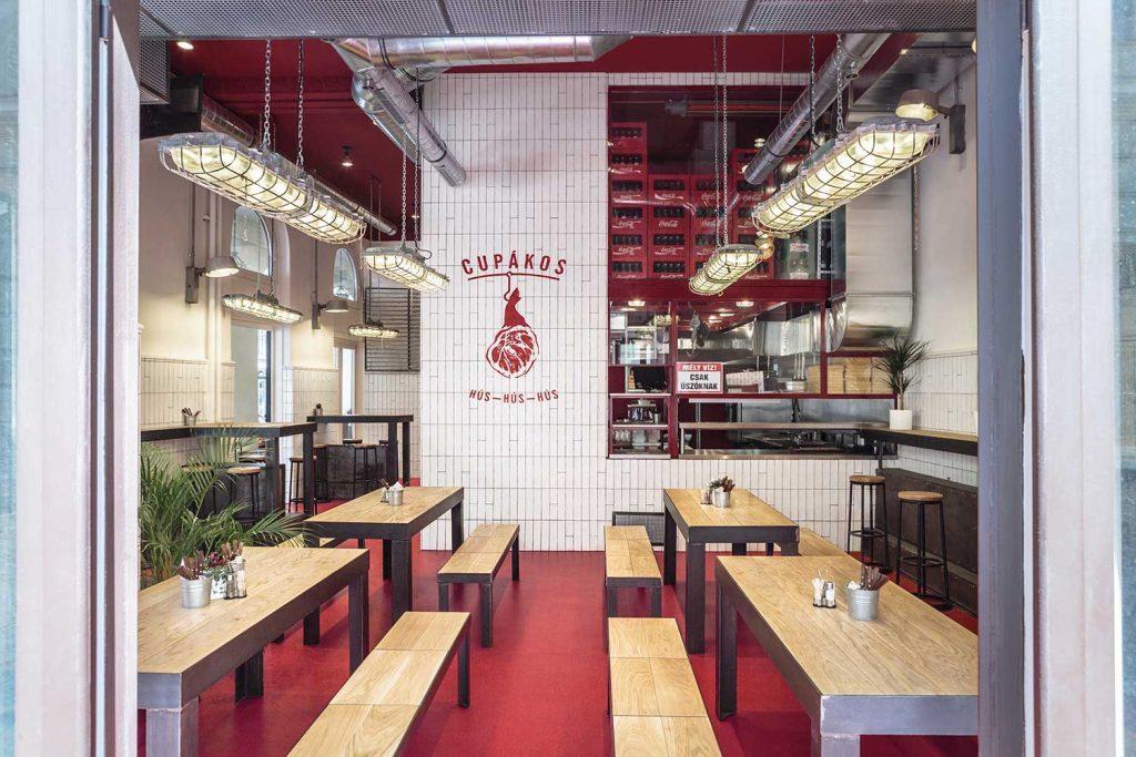 رستوران Cupákos