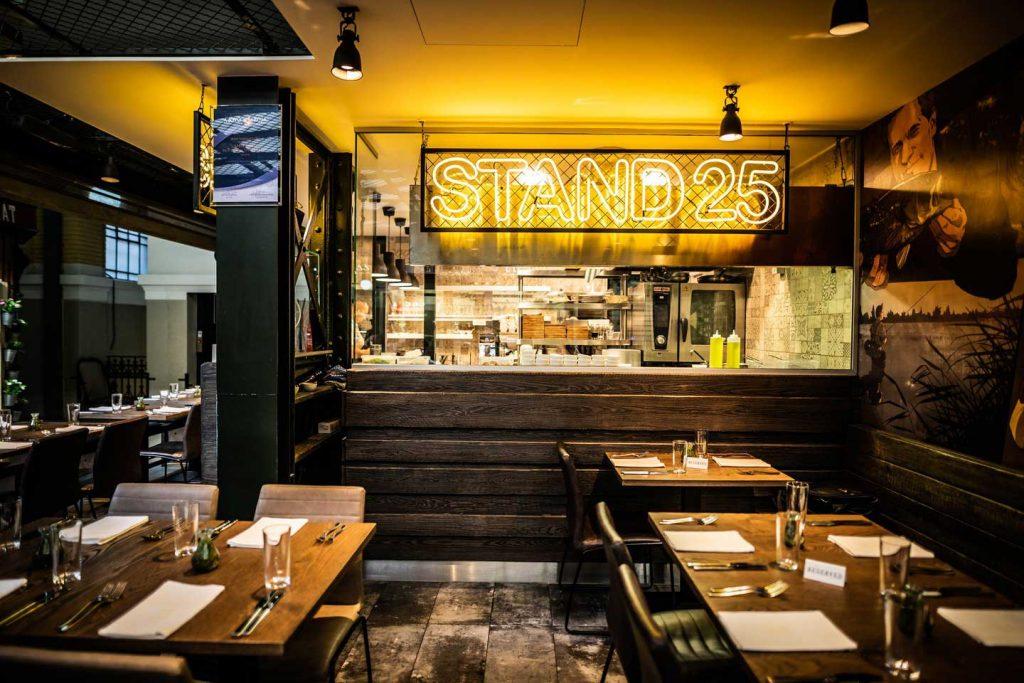 رستوران Stand25 - رستورانهای بوداپست