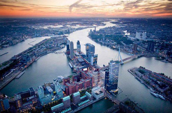 سفر به روتردام هلند، بزرگترین بندر اروپا