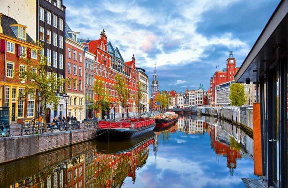 فهرستی از بهترین جاهای دیدنی آمستردام