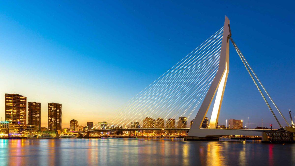 مشهورترین جاذبههای روتردام هلند