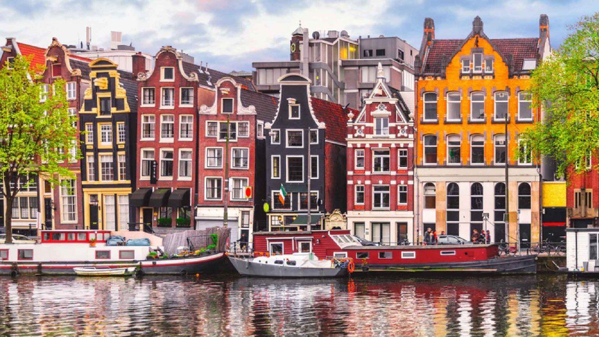 هر چیز که درباره آمستردام باید بدانید + عکس