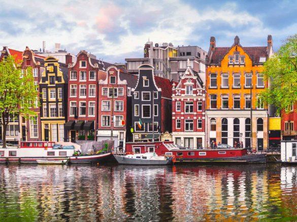 هر چیز که درباره آمستردام باید بدانید + عکس و فیلم