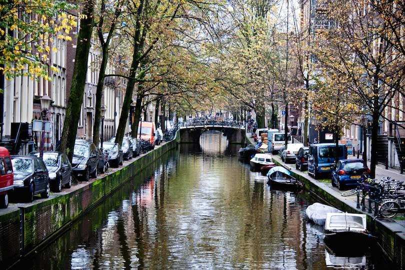 کانالهای آمستردام - جاهای دیدنی آمستردام