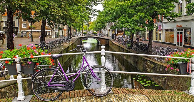 آب و هوای هلند در تابستان