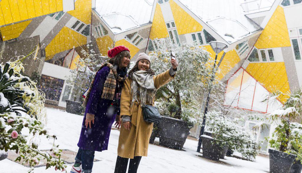 آب و هوای هلند در زمستان