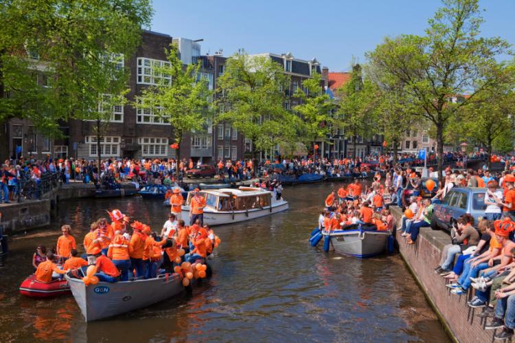 آداب اجتماعی هلند