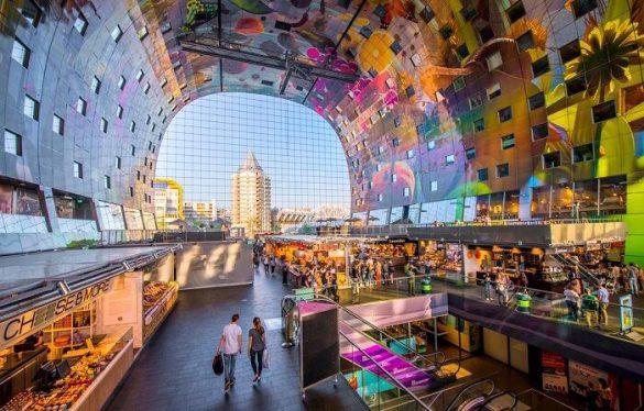 آشنایی با بهترین مراکز خرید هلند در شهرهای کشور لاله و آسیاب