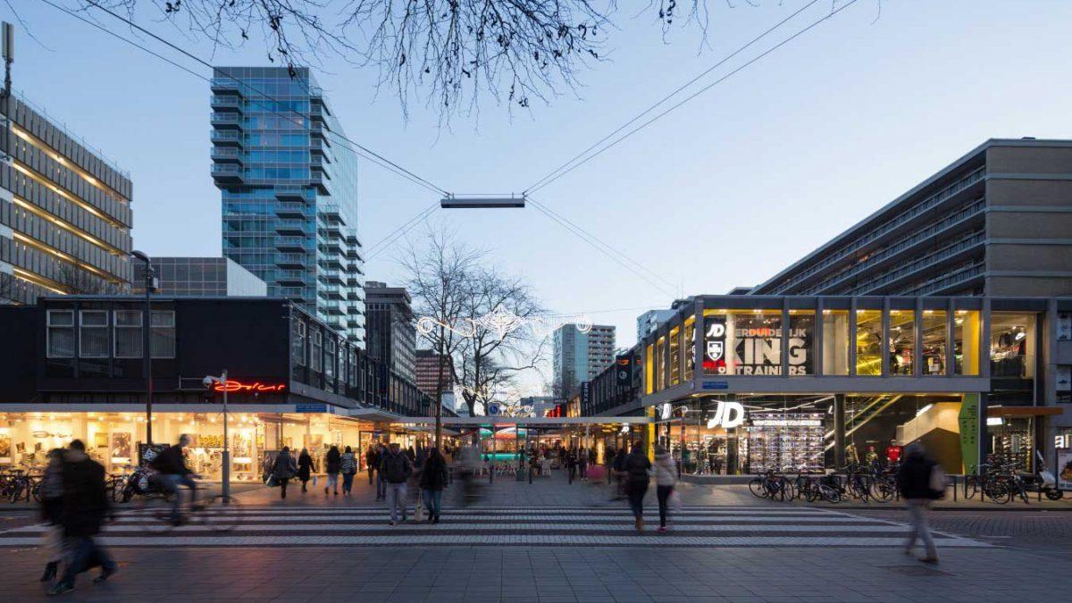 بهترین مراکز خرید روتردام هلند را بشناسید