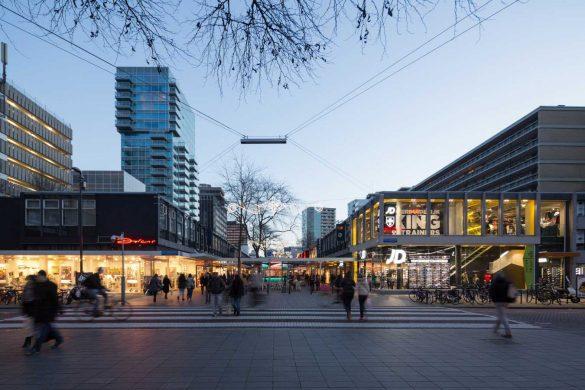 بهترین مراکز خرید روتردام هلند را بشناسید + تصویر