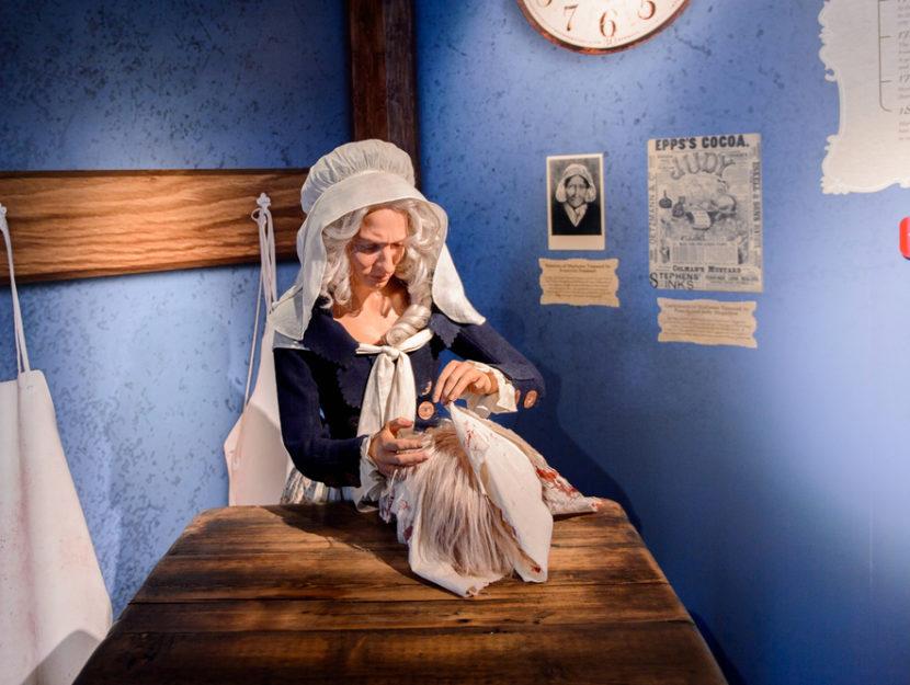 تاریخچه موزه مادام توسو - موزه مادام توسو آمستردام