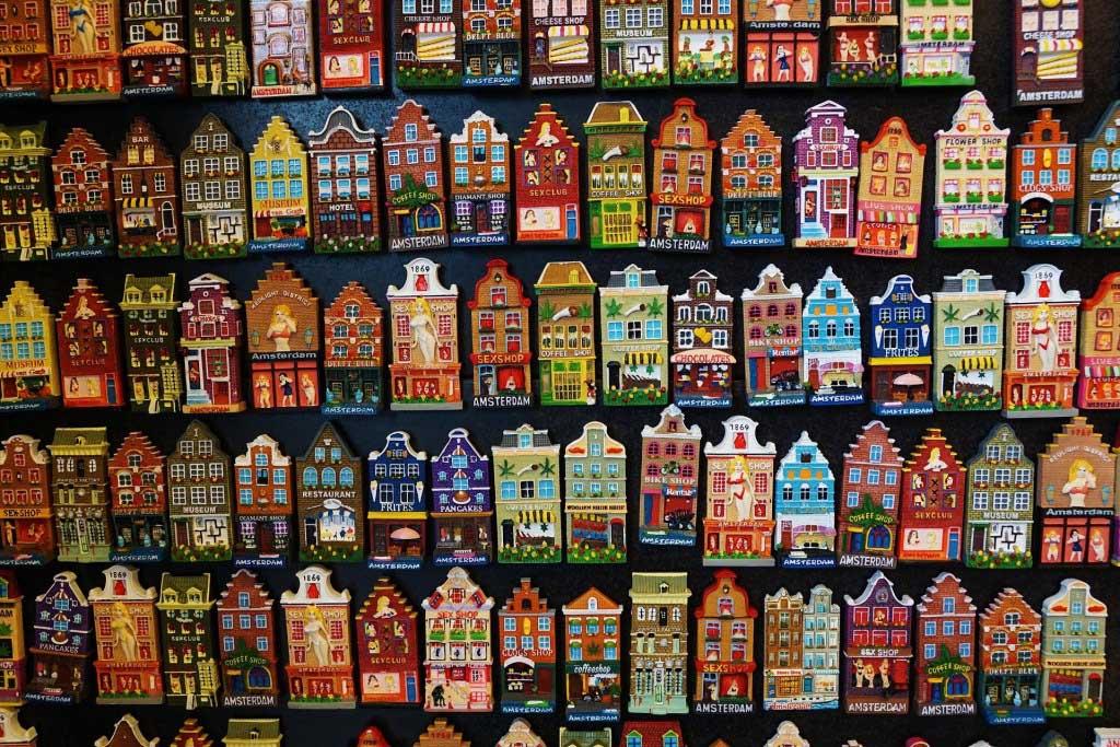 خانههای آمستردام - سوغات آمستردام
