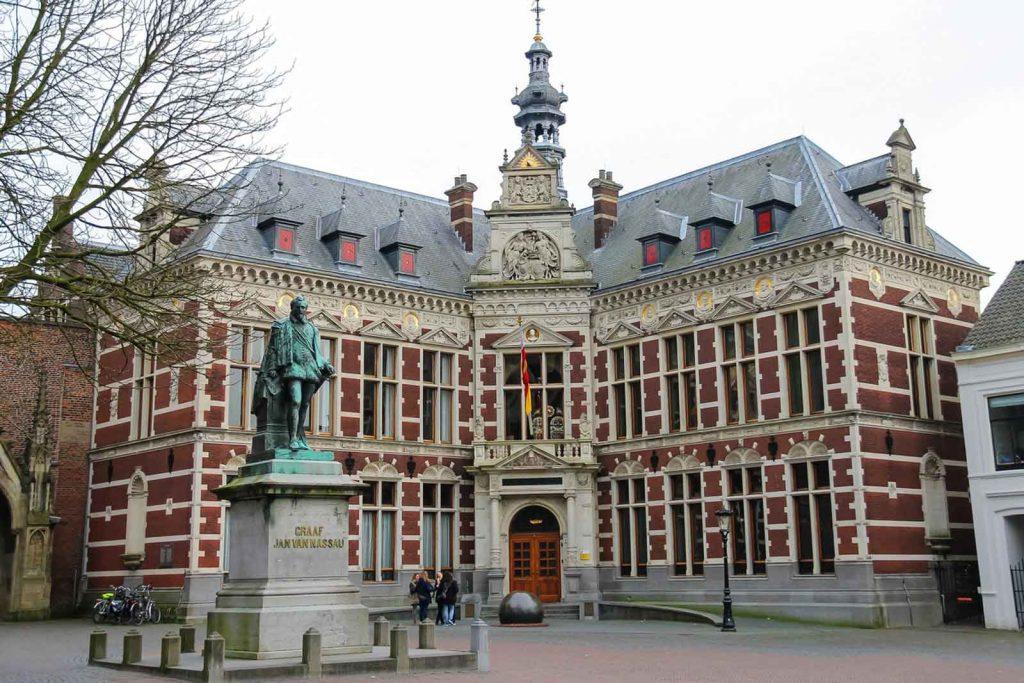 دانشگاه اوترخت - دانشگاههای هلند