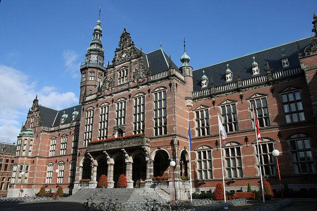 دانشگاه خرونینگن
