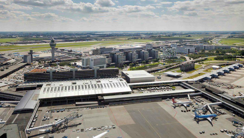 درباره فرودگاه آمستردام