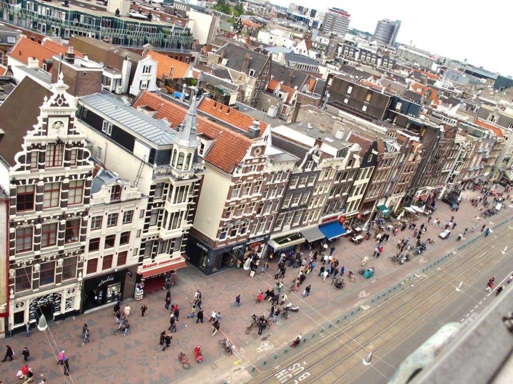 درباره مراکز خرید آمستردام هلند