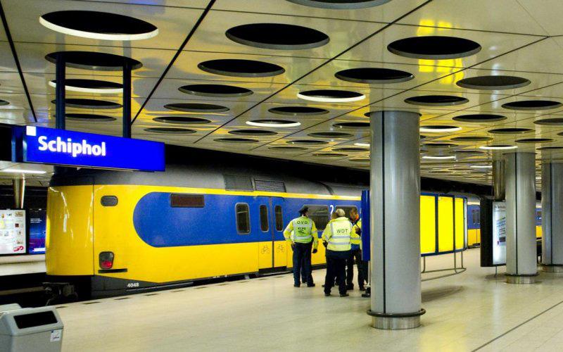 دسترسی به فرودگاه امستردام