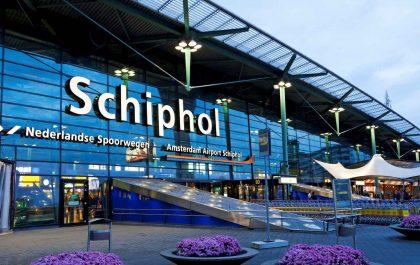 راهنمای فرودگاه آمستردام + جزئیات کامل
