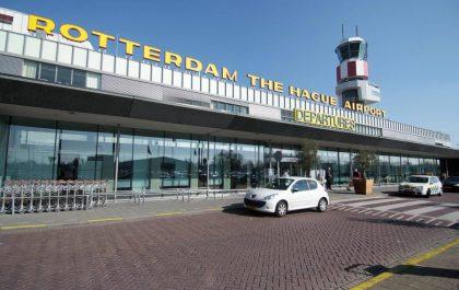 راهنمای فرودگاه روتردام + جزئیات کامل