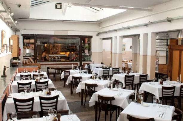 رستوران Toscanini