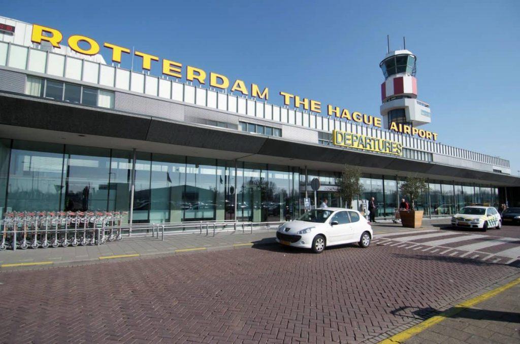 فرودگاه روتردام