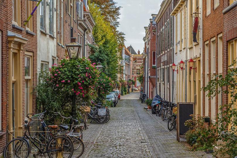 لیدن - شهرهای هلند