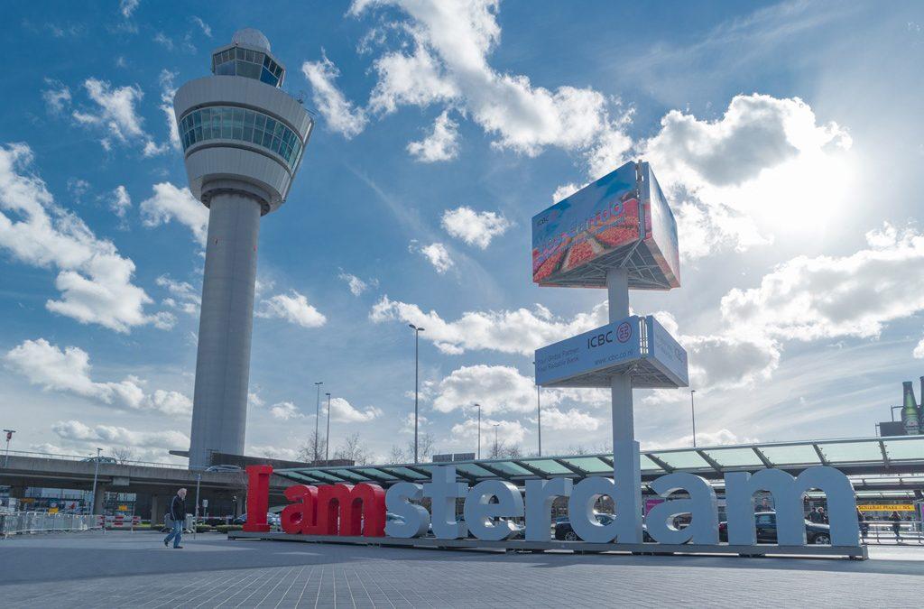 لیست فرودگاههای هلند به همراه جزئیات آنها