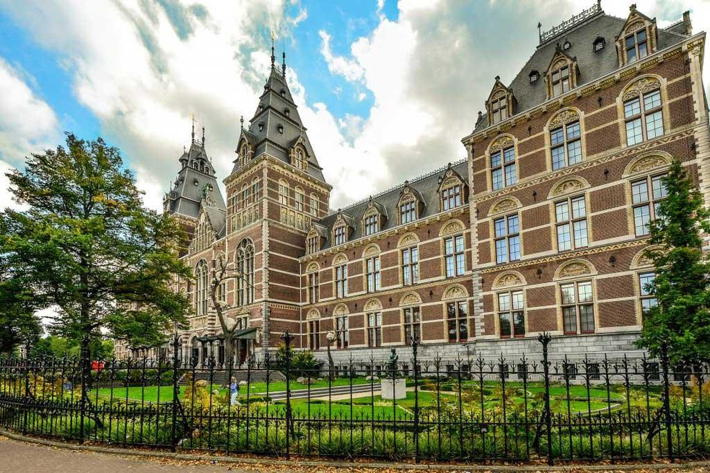 موزه سلطنتی آمستردام - جاهای دیدنی هلند
