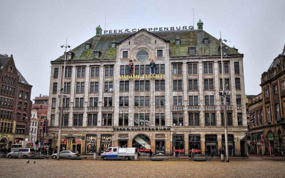 موزه مادام توسو آمستردام، عکس سلفی با مشاهیر جهان