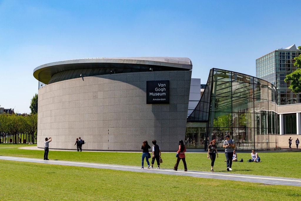 موزه ون گوگ - جاهای دیدنی هلند
