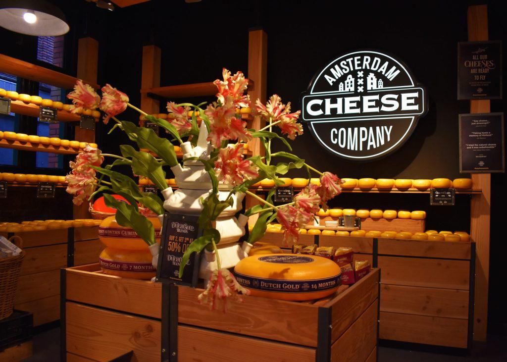 پنیر - سوغات آمستردام